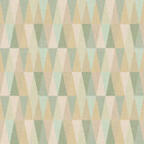 Seamless triangle pattern Stock Photography