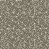 Seamless Triangles Dots mud background Stock Photos