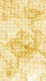 Triangles geometric background Stock Photos