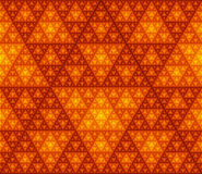 Seamless triangles pattern background Royalty Free Stock Images
