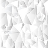 Seamless triangles texture Royalty Free Stock Photos