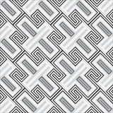 Seamless tribal abstract stripped geometric Stock Photography