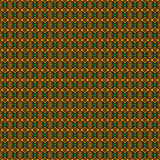 Seamless Tribal Texture. Seamless African Fabric Pattern Texture Stock Image
