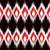 Seamless tribal texture background Stock Image