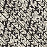 Seamless  Tribal vector pattern Stock Photo