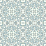 Seamless turkish colorful pattern. Endless pattern can be used for ceramic tile, wallpaper, linoleum, web page background. Stock Images