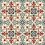 Seamless turkish colorful pattern. Endless pattern can be used for ceramic tile, wallpaper, linoleum, web page background. Stock Photos