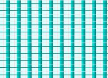 Seamless turquoise pattern background Royalty Free Stock Photography