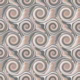 Seamless twirls abstract Stock Photos