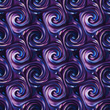 Seamless twirls abstract Stock Images