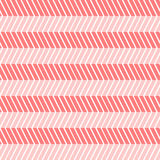 Seamless twisted lines zigzag background Stock Photography