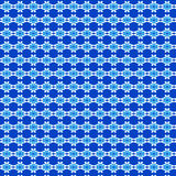 Seamless, unique, abstract pattern Stock Photography