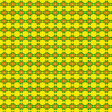 Seamless, unique, abstract pattern Stock Image