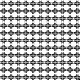 Seamless, unique, abstract pattern Stock Images