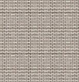 seamless vägg för tegelsten Den gråa tegelstenen stock illustrationer