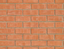 seamless vägg för tegelstenar Arkivbilder