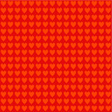 Seamless Valentine Day or romantic pattern Stock Images