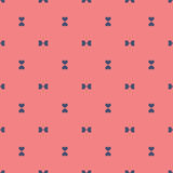 Seamless valentine Love Heart Pattern. Vector Background for Fabric and Decoration Royalty Free Stock Photos