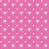 Seamless Valentines Day or wedding background Royalty Free Stock Photography