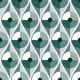 Seamless vector abstract pattern. geometric symmetrical repeating background. Seamless vector abstract pattern. geometric symmetrical repeating background Royalty Free Stock Photos