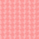 Seamless vector abstract pattern. symmetrical geometric repeating background with decorative rhombus, triangles. Simle graphic des Stock Photos