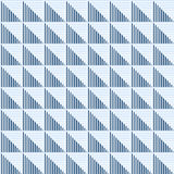 Seamless vector abstract pattern. symmetrical geometric repeating background with decorative rhombus, triangles. Simle graphic des. Ign for web backgrounds Royalty Free Stock Images
