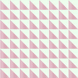 Seamless vector abstract pattern. symmetrical geometric repeating background with decorative rhombus, triangles. Simle graphic des. Ign for web backgrounds Stock Image