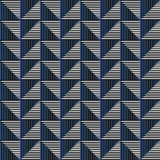 Seamless vector abstract pattern. symmetrical geometric repeating background with decorative rhombus, triangles.. Simle graphic design for web backgrounds Stock Image