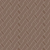 Seamless vector abstract pattern of twisted ropes Royalty Free Stock Photo