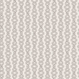Seamless vector abstract pattern of twisted ropes Royalty Free Stock Images