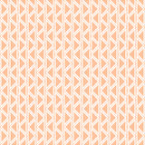 Seamless vector abstract zig zag pattern. symmetrical geometric repeating background with decorative rhombus, triangles. Simle gra. Phic design for web Stock Images