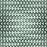 Seamless vector abstract zig zag pattern. symmetrical geometric repeating background with decorative rhombus, triangles. Simle gra. Phic design for web Stock Photography