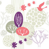 Seamless  vector background Royalty Free Stock Images