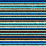 Seamless vector background in the bohemian style. Stock Photos