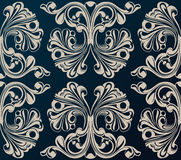 Seamless vector background. Medieval Ornament Royalty Free Stock Photography