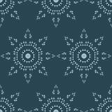 Seamless vector background. Octagonal star from triangles. Polygons. Mosaic texture. Can be used for wallpaper, textile, invitation card, wrapping, web page vector illustration