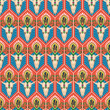 Seamless vector background. Seamless vector pattern in western style Stock Photography