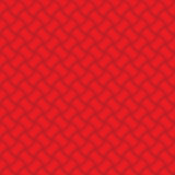 Seamless vector background of red ribbons. Royalty Free Stock Images