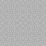 Seamless vector in baroque and rococo style. Linear pattern with silver lines, website background or holiday wrapping paper or elegant wedding invitation, in Royalty Free Stock Photography