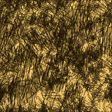 Seamless vector chaotic pattern Royalty Free Stock Photography