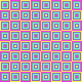 Seamless vector decorative geometric pattern. ethnic endless background with ornamental decorative elements with traditional etnic Royalty Free Stock Images