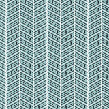 Seamless vector decorative hand drawn pattern. ethnic endless background with ornamental decorative elements with traditional etni Royalty Free Stock Photography