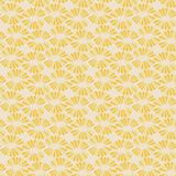 Seamless vector delicate pattern with retro flowers. For fabric, textile, wrapping, craft Royalty Free Stock Photo