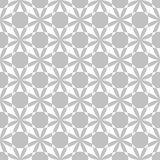 Seamless Vector Design Mosaic Pattern. Mosaic pattern with batik motif concept Stock Images