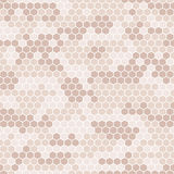 Seamless vector digital Pixel Camouflage collection - Urban, Desert, Jungle, Snow camo set vector illustration