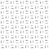 Seamless vector geometric black and white patterns. Black and white background with outline hand drawn. Design for fabric, textile print, wrapping paper royalty free illustration