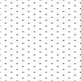 02 Seamless vector geometric black and white patterns stock illustration