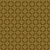 Seamless vector geometric dark beige texture. Vector seamless geometric dark beige texture Stock Images