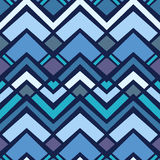 Seamless vector geometric pattern background Royalty Free Stock Images