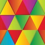 Seamless vector geometric pattern Royalty Free Stock Photo